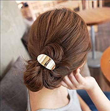 Amazon Com Japan And South Korea Tie Hair Ponytail Rubber Band