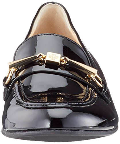 HÖGL 5 10 0100 Schwarz Black Loafers 0100 Women's 1634 rqFOrB