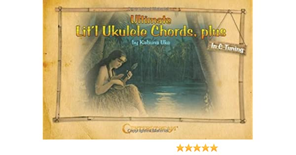 Amazon Ultimate Litl Ukulele Chords Plus Ebook Kahuna Uke