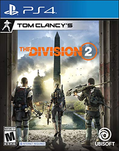Tom Clancy's The Division 2 - PlayStation 4 Standard Edition