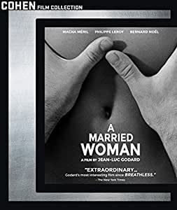 Married Woman [Blu-ray] [Import]