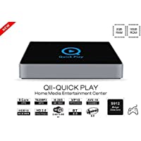 Pigflytech QⅡ Android TV Box Smart TV Box&DTV Converter TV Box