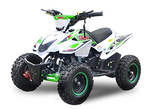Mini Quad Jumpy 49cc 6