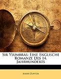 Sir Ysumbras, Julius Zupitza, 1148821031