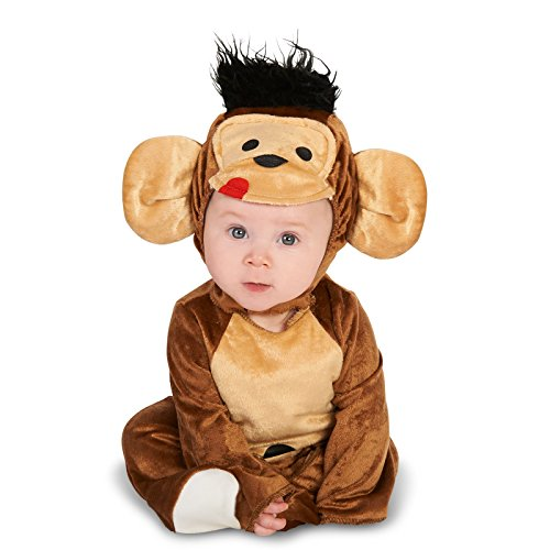 Monkeyin' Around Adult Unisex Costumes (Monkeyin' Around Infant Costume 6-12M)