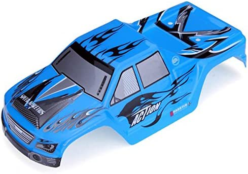 LaDicha Wltoys A979 RC Coche Repuestos Coche Canopy A979-04 - Azul ...
