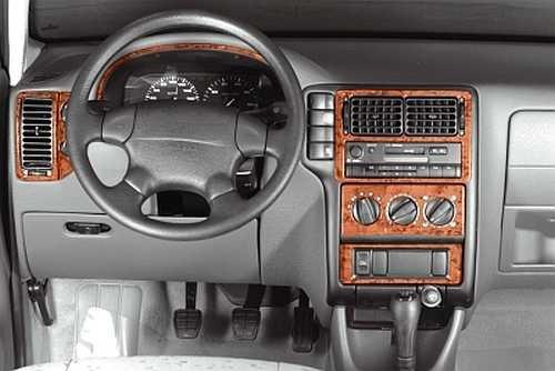Prewoodec - Decoración para salpicadero de Volkswagen Polo 6N ...