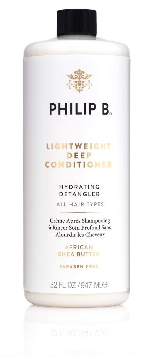 Philip B Lightweight Deep Conditioner, Paraben-Free, 32 Ounces by PHILIP B.