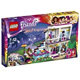 "LEGO (LEGO) Celebrity House of Friends pop star ""Rivi 41135"