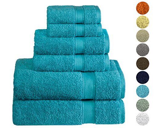 2018 (New Collection) Hotel & Spa Soft Kitchen Bathroom Quality 2 Bath Towels 27