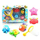 Best Disney Toddler Dvds - Baby Bath Water Toy for Fish Puzzle Boxed Review