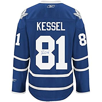 new products 04ced fe277 Phil Kessel Signed Toronto Maple Leafs Jersey: Amazon.ca ...