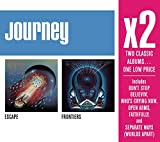 Journey: X2 (Escape/Frontiers) (Audio CD)