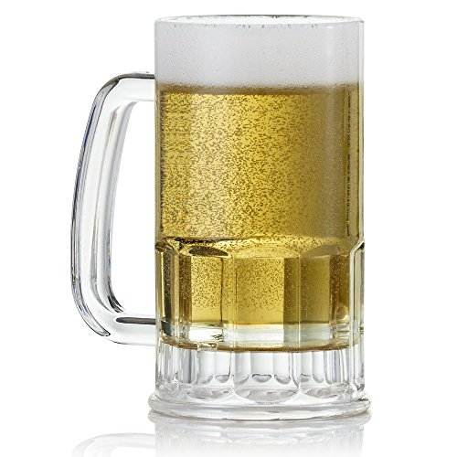 Fake Beer in Mug - Great for Home Staging - Beer Lover Gift - Fake Drink -