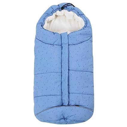 Saco de dormir del cochecito de bebé Saco de pie recién nacido 0-6 meses