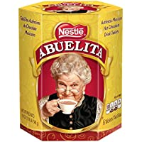 Nestle Mexican Chocolate Abuelita Drink Mix, 6 Tabs in 19 Ounce Package