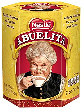 Nestle Mexican Chocolate Abuelita Drink Mix 6 Tabs In 19