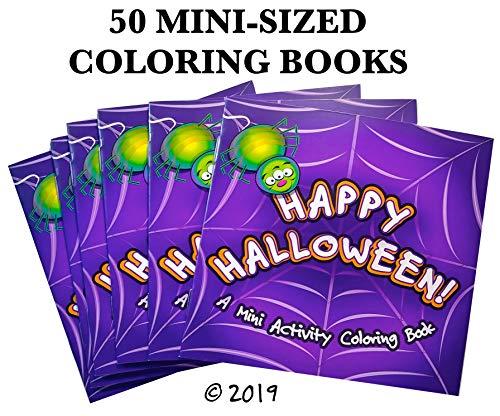 Halloween Work Activities ((50 PACK) 4.75