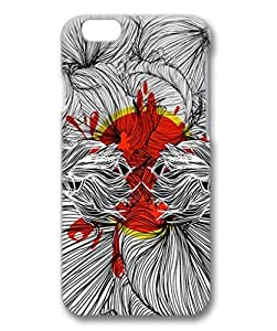 Abstract Tendons Custom Protective 3D Case for iPhone 6 4.7 -1220160