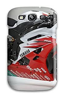 Premium Galaxy S3 Case - Protective Skin - High Quality For Yamaha Yzf R6 8211 Motorcycles