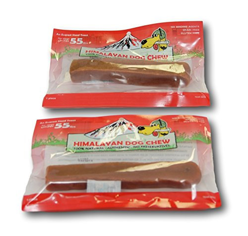 Himalayan Chews -Large (Pack of 2)