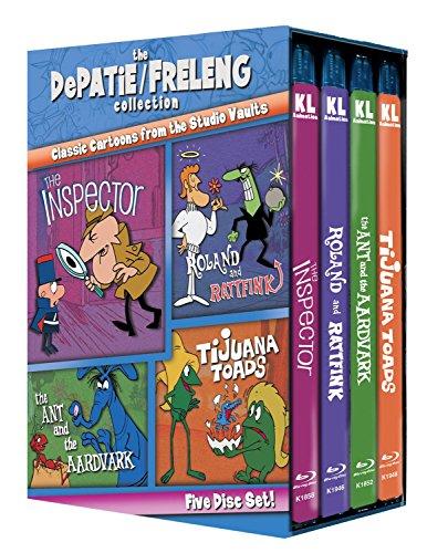 Depatie / Freleng Collection 1 [Blu-ray]