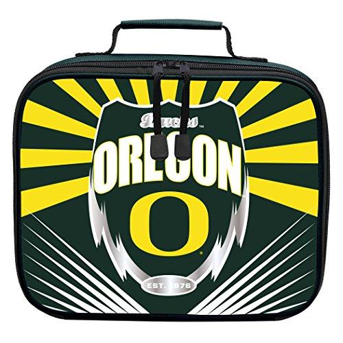 Officially Licensed NCAA Oregon Ducks Lightning Kids Lunch Kit, Green