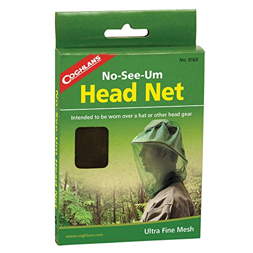 Coghlan's No-See-Um Head Net Coghlans 0160