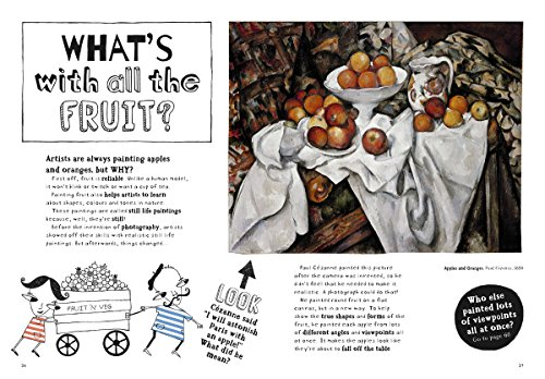 Why is Art Full of Naked People?: And other vital questions about art by Thames Hudson (Image #3)