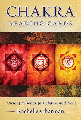 Chakra Reading Cards: Ancient Wisdom to Balance and Heal (Reading Card Series) (Tarot Reading With A Deck Of Cards)