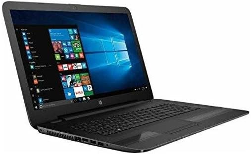 HP 17.3 inch HD+ Flagship High Performance Laptop PC, Intel Core i7-7500U 2.7GHz Dual-Core, 8GB DDR4, 1TB HDD, DVD RW, Stereo Speakers, Webcam, WIFI, Windows 10, Black
