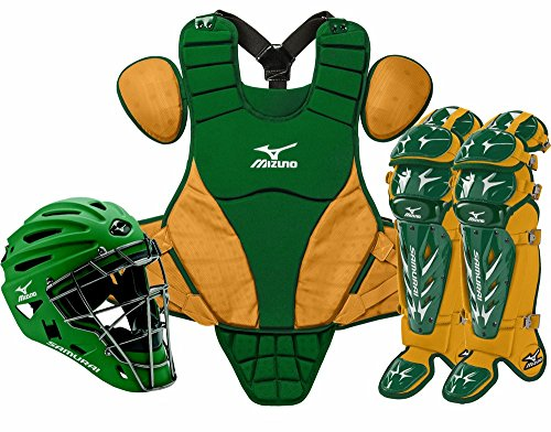 Mizuno Samurai G4 Pro Youth Baseball Catchers Set (Mizuno Catcher Set)