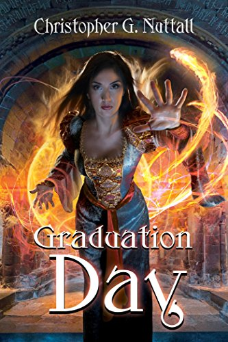 Graduation Day (Schooled in Magic Book 14)