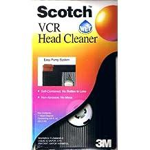 Scotch VCR Head Cleaner Plus