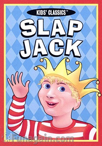 (US Games Systems Slap Jack Card Game )