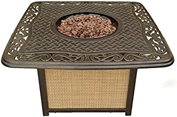 Hanover TRAD1PCFP Traditions Cast-top Fire Pit