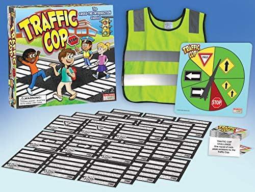 Traffic Cop: The School Yard Game of Stop and Go: Amazon.es: Juguetes y juegos