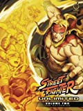 img - for Street Fighter Unlimited Volume 2: The Gathering book / textbook / text book