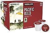 keurig kirkland pacific bold - Kirkland Signature Pacific Bold Coffee, Dark, 120 K-Cup Pods