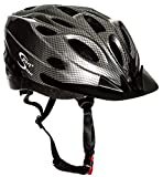 Sport DirectTM Bicycle Bike Cycle 18 Vent Graphite Helmet CE EN1078 TUV Approvals For Sale