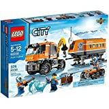 LEGO - A1404101 - Base Arctique Mobile - City