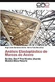 Análisis Elastoplástico de Marcos de Acero, Cárdenas Varela Hugo Javier and De la Cruz Servio Tulio, 384548585X