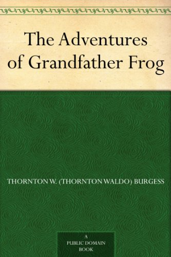 The Adventures of Grandfather Frog (Whitetail Hawk)