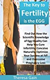 The Key to Fertility is the EGG: Find Out How the Scientific Knowledge of Egg Quality Can Help You Cure Infertility, Conceive Naturally, Optimize Your Success at IVF and Overcome Pregnancy Loss