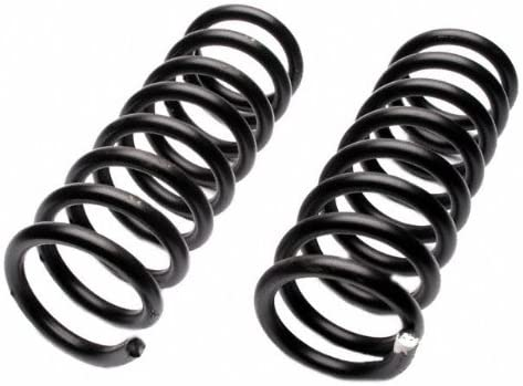 ACDelco 45H0086 Professional Front Coil Spring Set