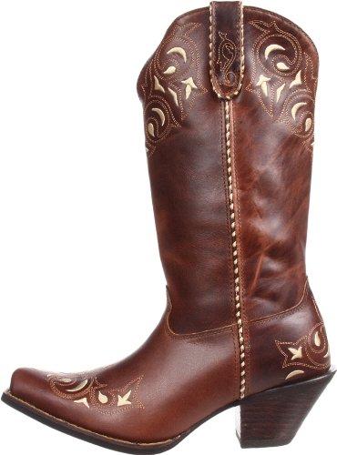 Durango Women's RD5414 Boot,Sandy Brown,8 M US