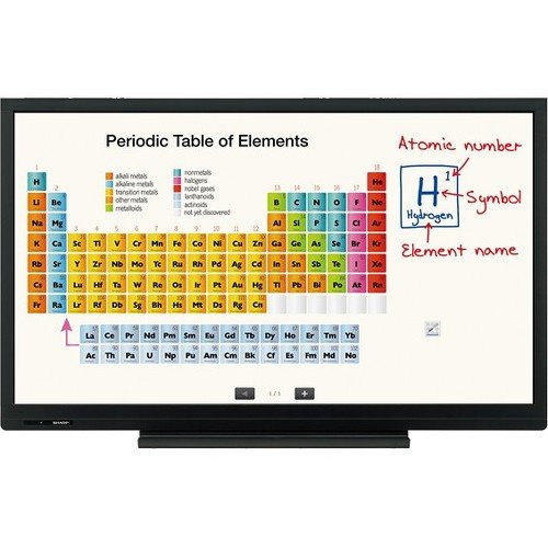 Sharp PN-C603D 60IN HD TOUCH 1080P DISPLAY 6PT 3YR WARR