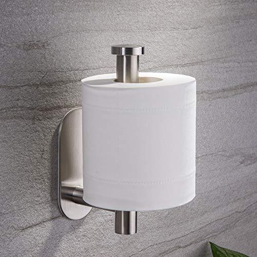 Yigii Toilet Paper Holder Self Adhesive Stainless Steel