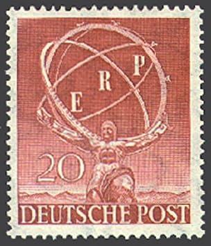 Goldhahn Berlin Nr 71 Postfrisch Erp 1950 Briefmarken Für