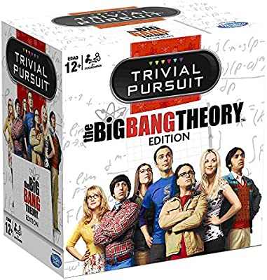 Eleven Force Trivial Bite The Big Bang Theory (82899), Multicolor ...